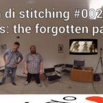 Linea di stitching 002 - Runes: the forgotten path