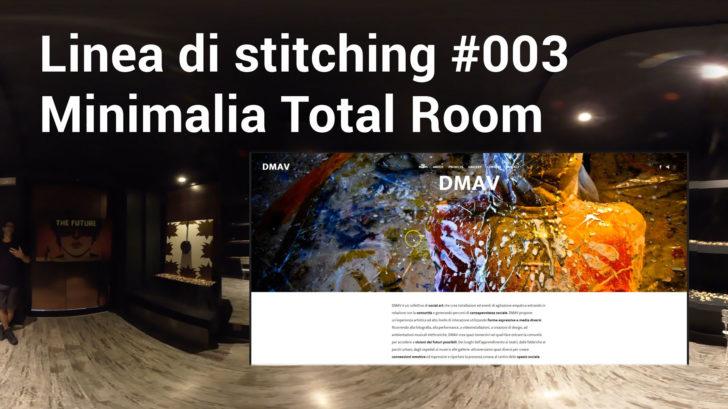 Linea di stitching 003 - Total Room
