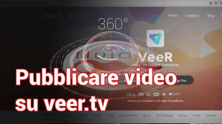 Pubblicare su veer.tv