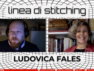 linea di stitching ludovica fales